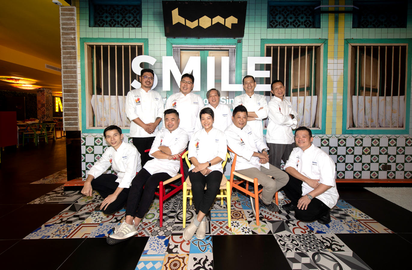 Chefs for a Cause 2019 – Project Happy Feet